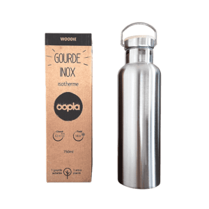 gourde inox isotherme