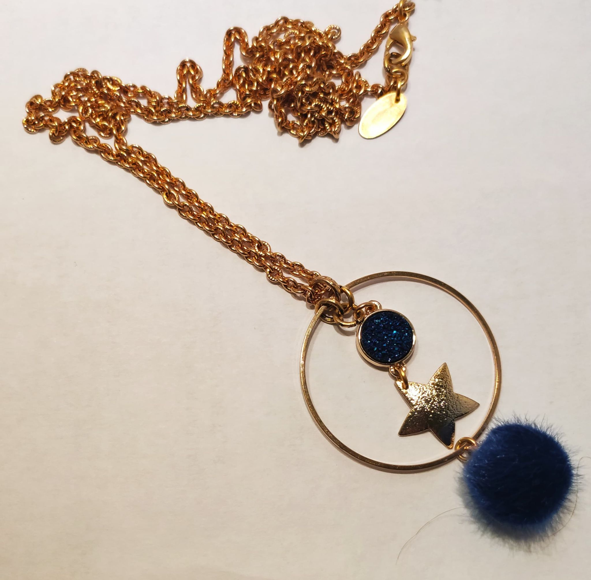 collier « satellite »